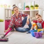 家具や家電にホコリを付きにくくするのに、「柔軟剤」が使えます!