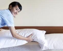 洗濯できる枕とできない枕の見分け方。いつも清潔に保つ方法