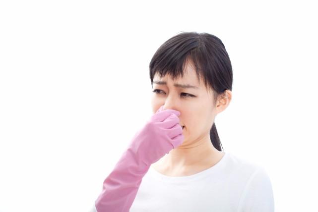 プーンと臭い!生ごみのニオイを消臭する4つの方法