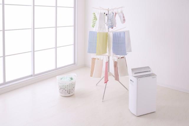 衣類から漂う「すっぱい臭い」。生乾き臭を消す4つの方法