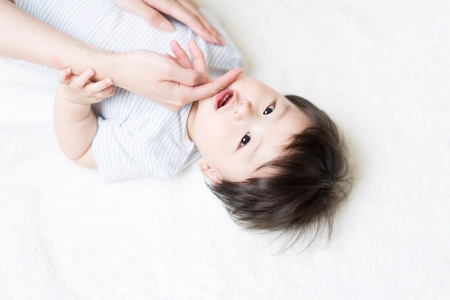 汗っかきな赤ちゃんの「あせも」を、予防する7つのポイント