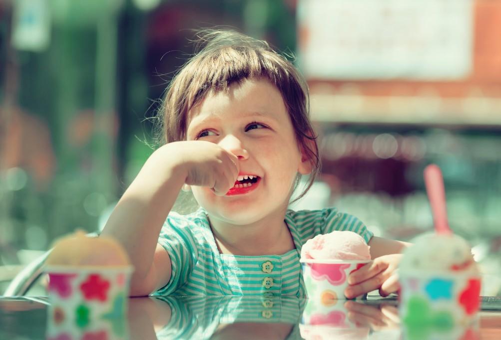 アイスデビューは何歳頃から?幼児が食べてはいけない3つの理由