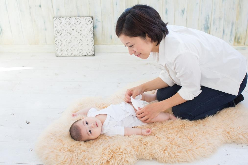 赤ちゃんのおむつかぶれの5つの対策と、起こした時のセルフケア