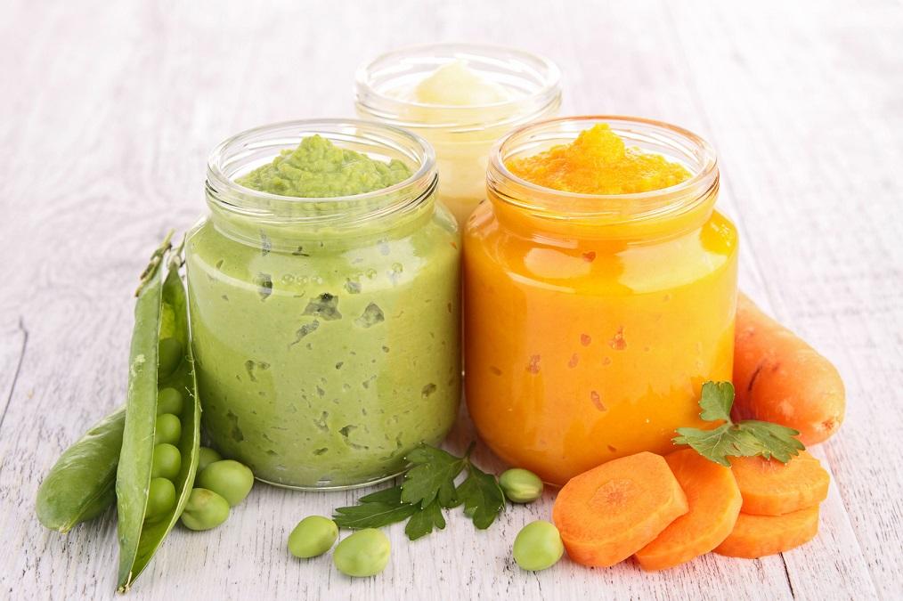 離乳食初期の順番】野菜はいつからどれを食べさせるの?