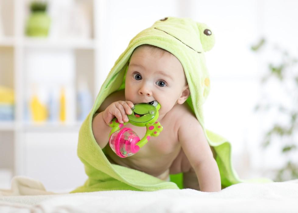 赤ちゃんを虫刺されから守る、3つの方法と刺された場合の対処法