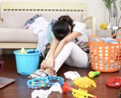 ママが育児疲れに陥ってしまう理由と7つの対処法