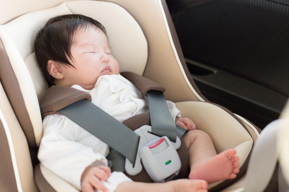 我が子を乗せるチャイルドシートの選び方の3つのポイント