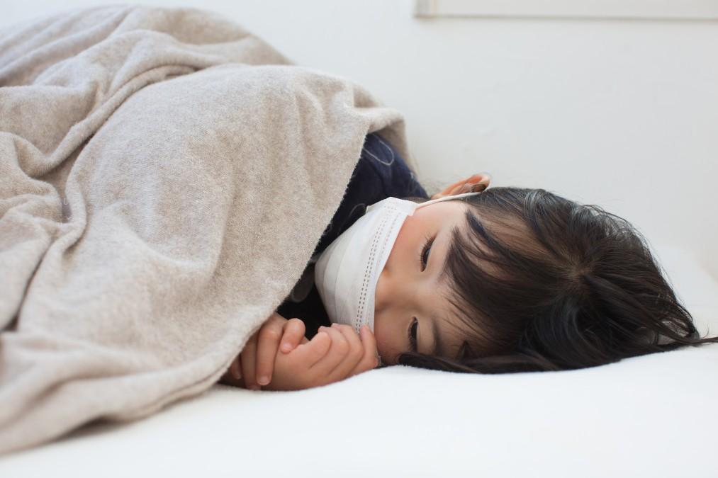 【子供の熱】インフルエンザかどうか見極める2つのポイント