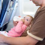 新生児はいつから飛行機に乗せても大丈夫?