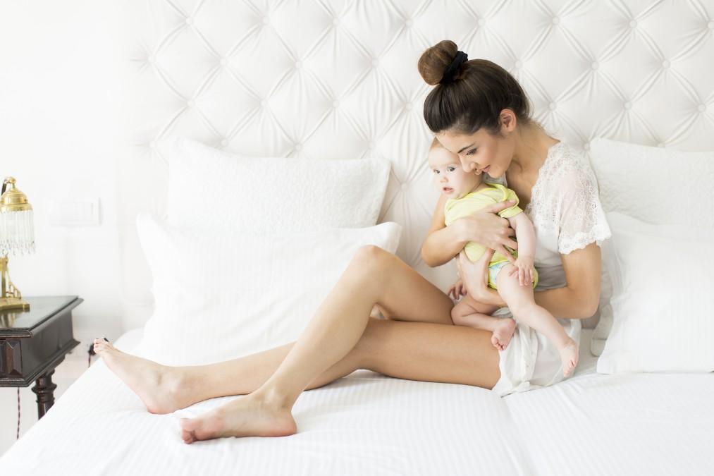 赤ちゃんの性格の決まり方と4つのタイプ