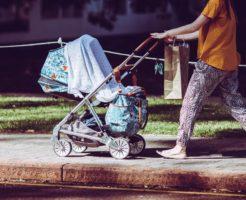 生後1~2ヶ月の赤ちゃんと外出する時に持参すべきアイテム