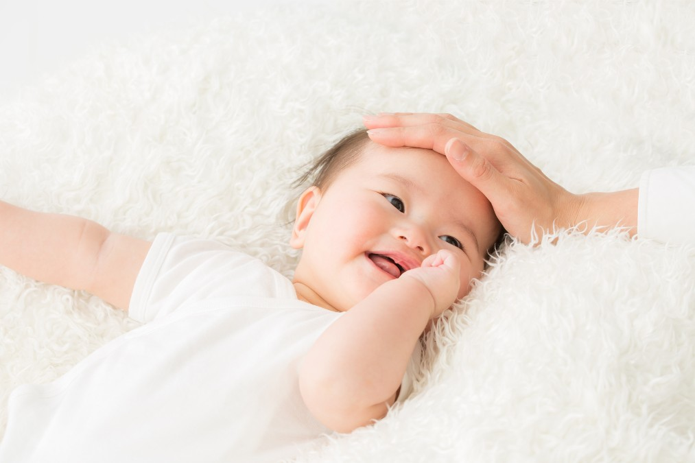 赤ちゃんの口呼吸を治す方法