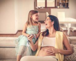 二人目の妊娠判明時から気を付けたい、上の子との接し方