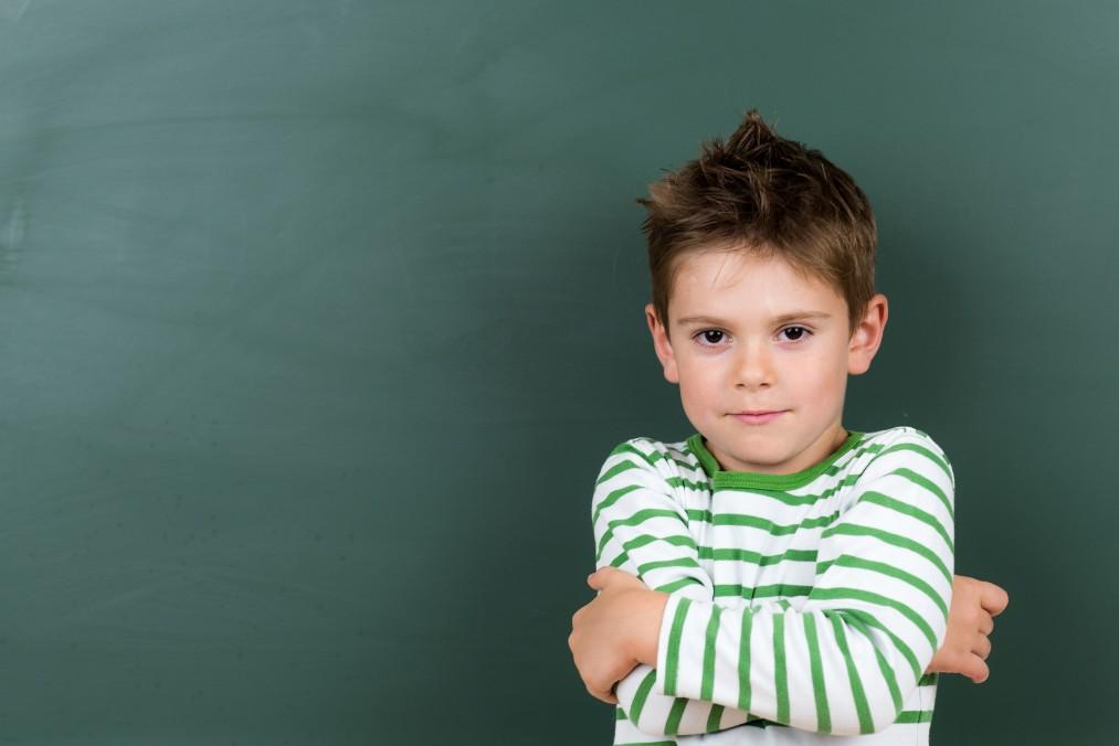 男の子向けの入学式の服装