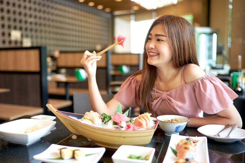 妊婦が食べても良いお寿司のネタ