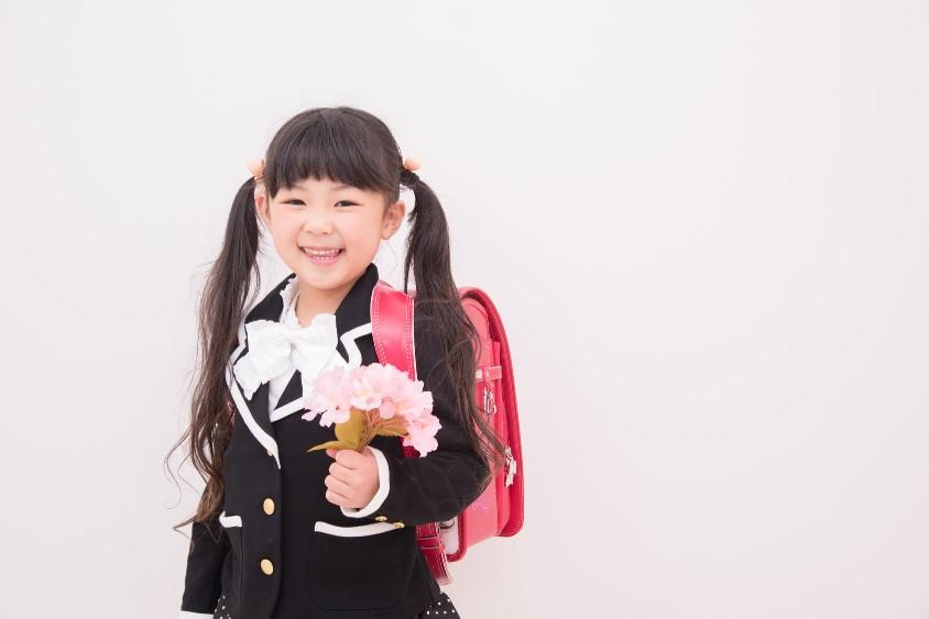女の子の入学式の服装選びについて