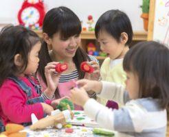 幼児教育を行う効果