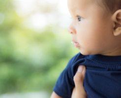 赤ちゃんがよだれを垂らす理由と気を付けること