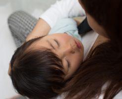 子供の熱中症の症状